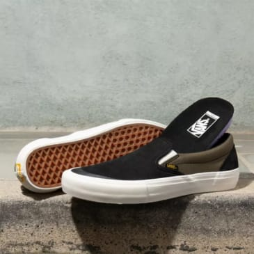 Vans Skate Mens Slip on Pro Surplus