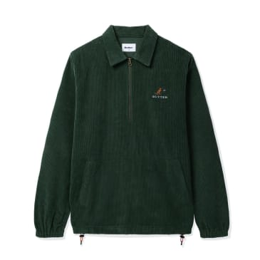 Butter Goods Digger Corduroy Jacket - Leaf