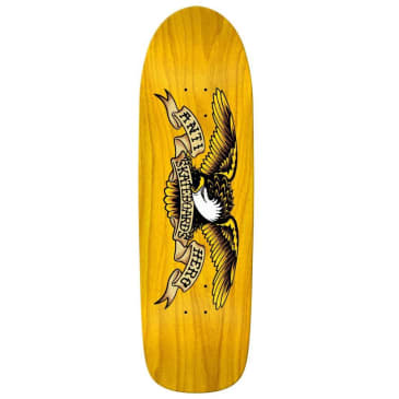 "Anti Hero ""Shaped Eagle Ol' Yeller"" Skateboard Deck 9.96"""