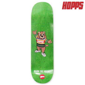 Hopps Deck - Mark Del Negro