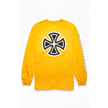 Independent L/S Yellow