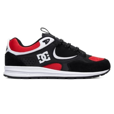 DC Shoes Kalis Lite Black/Athletic Red/White Shoes