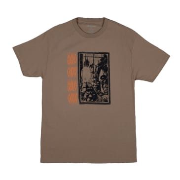 GX1000 Lament T-Shirt - Safari Green