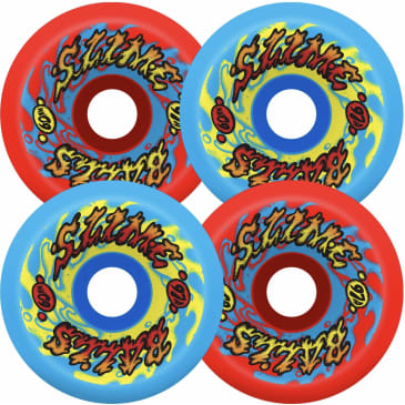 Slime Balls Gooberz Mix Up Wheels 60mm 97A