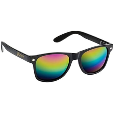Glassy Leonard Sunglasses - Black / Color