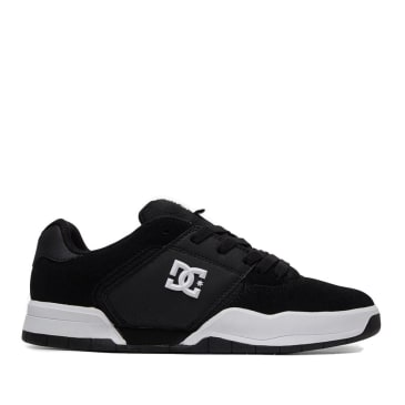 DC Central Skate Shoes - Black / White