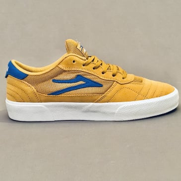 Lakai Cambridge Yellow ***Last Pair*** UK 6