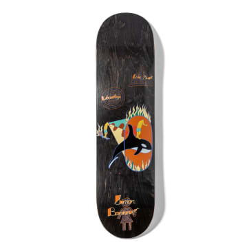 Girl Deck One Off W37 Simon Bannerot 8.5″
