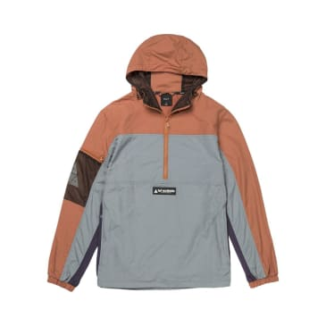 HUF Nystrom Packable Jacket - Rust