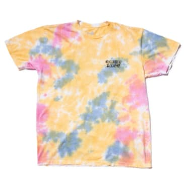 """THE QUIET LIFE- """"LADY LUCK TIE DYE T-SHIRT"""" (MULTI)"""