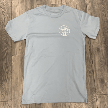 Scumco & Sons Tee Baby Blue