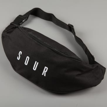 Sour 'Rave' Bag (Black)