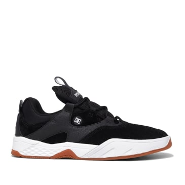 DC Kalis S Skate Shoes - Black / White / Gum