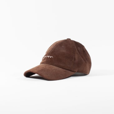 Severn Civilian 6 Panel Cap - Brown / Cord