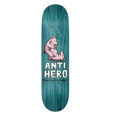 Antihero Skateboards - Daan Lovers II