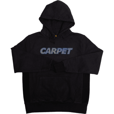 Carpet Company Wear n' Tear Hoodie - Black