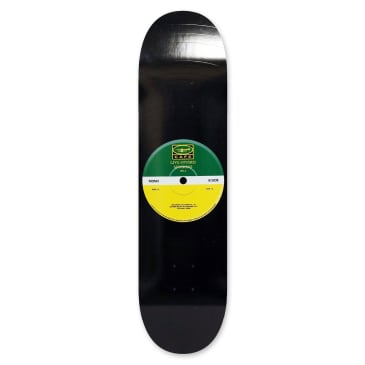 Skateboard Cafe 45 Skateboard Deck Green/Yellow - 8.25""