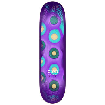 Real Zion Eclipse Deck 8.5""