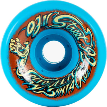 OJS WHEELS OJ II STREET SPEEDWHEELS REISSUE BLUE - 92A 60mm
