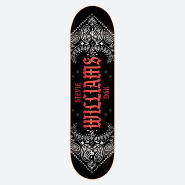 DGK Colors WillIams Deck- 8.38