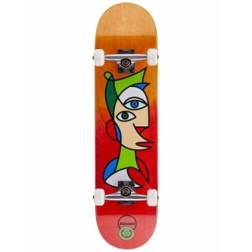 Almost Twisted Face Skateboard Complete 8.0 in