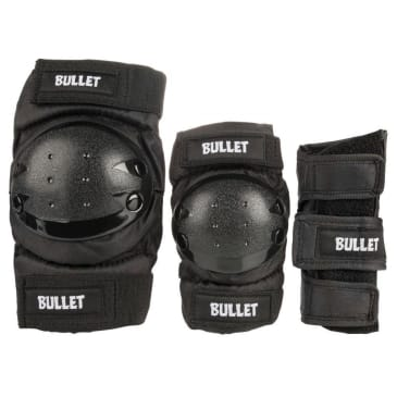 Bullet Combo Padset Junior (Black)
