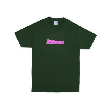 Alltimers Barbay Broadway Logo T-Shirt - Forest Green