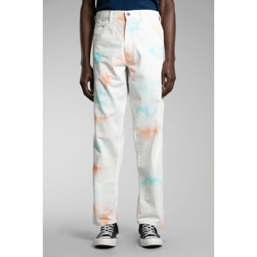 Stan Ray - OG Painter Pant (Coral / Parrot Tie Dye)