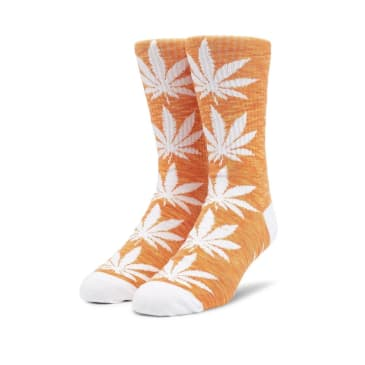 HUF Plantlife Melange Sock - Orange