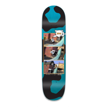 Quasi Johnson Guest Skateboard Deck - 8.375""