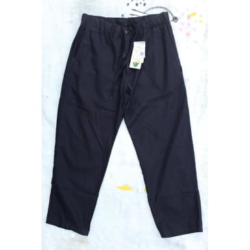 Hemp Pants - Black