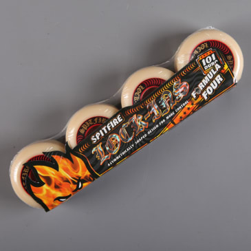 Spitfire 'Formula Four' Lock Ins 55mm 101D Wheels