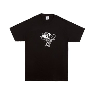 Alltimers Evil Genius T-Shirt - Black