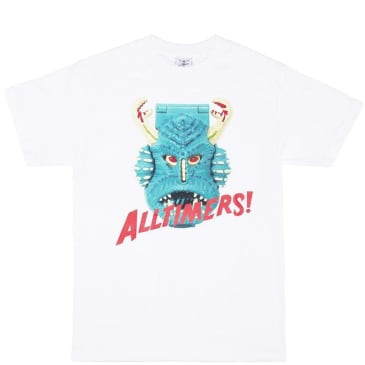 Alltimers Mighty T-Shirt - White