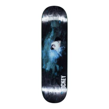 Hockey Rescue Skateboard Deck - 8.25""