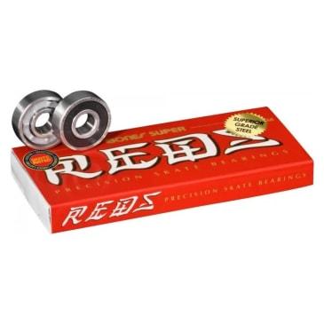 Bones Bearings- Super Reds