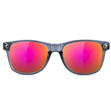 Glassy - Glassy Leonard Sunglasses | Grey & Purple
