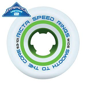 Ricta Speed Rings Wide 53mm 101A Wheels