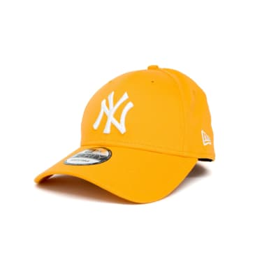 New Era League Essential New York Yankees 9FORTY Cap - Yellow