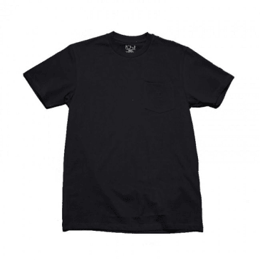 Polar Skate Co. PSC Pocket T-Shirt - Black