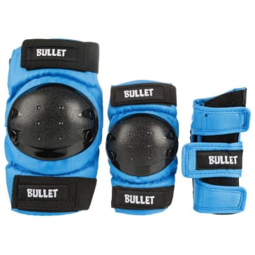 Bullet Combo Padset Junior (Blue)