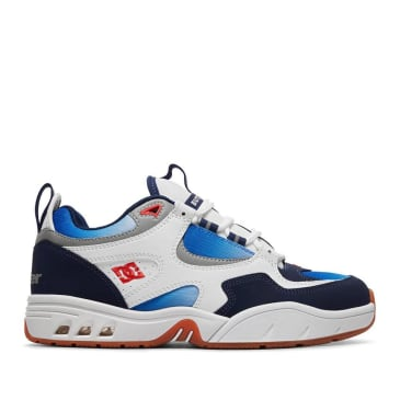 DC Shoes - Butter Goods Josh Kalis OG Shoes - White / Blue / Gum
