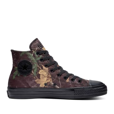 Converse Cons Realtree CTAS High Pro - Black / White / Black