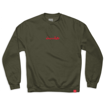 Chocolate Skateboards - Mid Chunk Crew Sweat