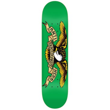 Anti Hero Deck Classic Eagle 8.12
