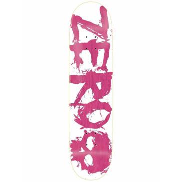 """Zero Blood Deck White/Pink - 8"""""""