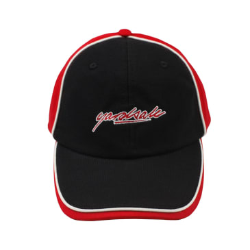 Yardsale Pipeline Cap - Black / Red