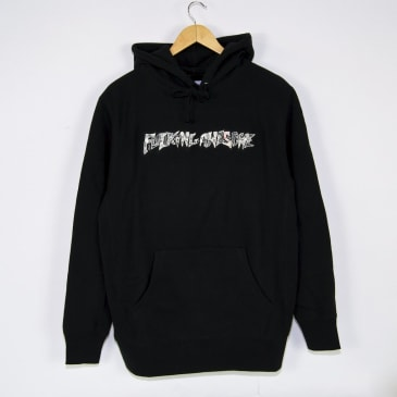 Fucking Awesome - Actual Visual Guidance Pullover Hooded Sweatshirt - Black