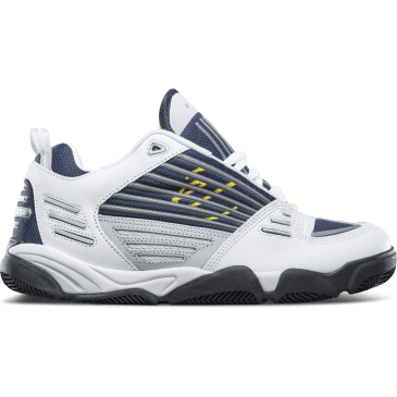 eS Omega Skate Shoe - White / Navy
