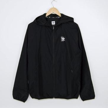 Adidas Skateboarding - Blackbird Windbreaker Jacket - Black / Black